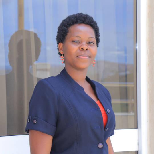 Mrs. Racheal Naggayi Kyaligonza