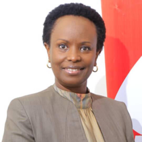 Mrs. Nadine Margaret Byarugaba